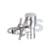 Brass radiator valves angle type